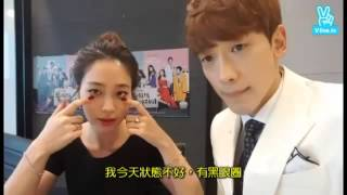 Jung Ji-Hoon ( rain bi ) interviews Come Back mister crews