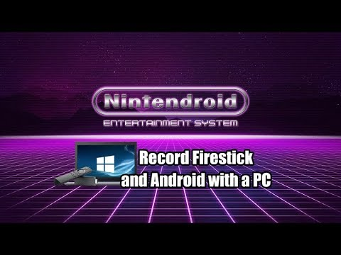 How To Record Firestick/Android on PC with ScrCpy Tutorial
