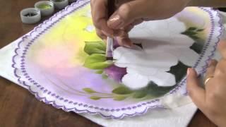 Pintura em tecido com Anan Laura Rodrigues – Parte 1/2