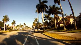 Hollywood Florida tour - GoPro Helmet Cam