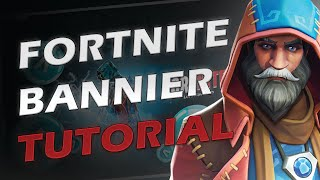 Fortnite Banniere Tutorial [Gfx Pack] (Includes Photoshop)