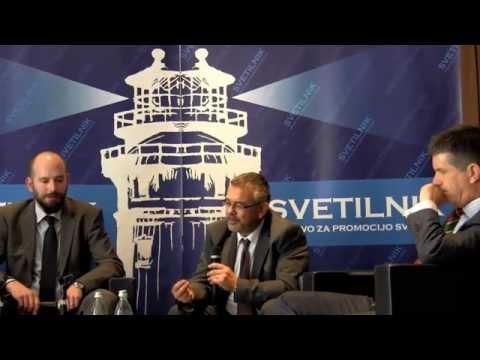 Free Market Road Show Ljubljana 2014, Panel 1 (2/2)