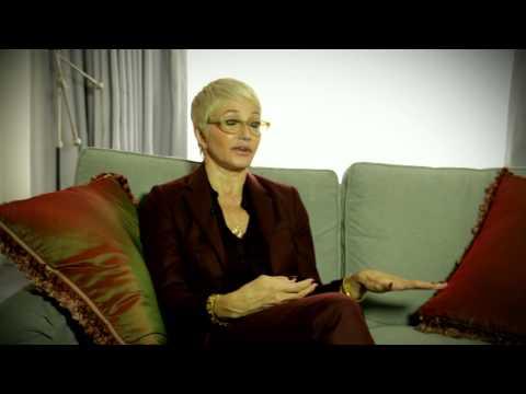 Ellen Barkin Interview: The Cobbler and much more