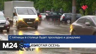 """""""Москва и мир"""": золотая осень и новые обвинения - Москва 24"""