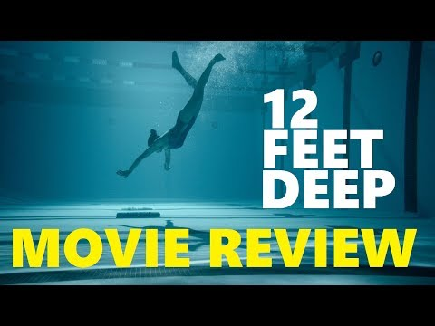 12 FEET DEEP 2017  Movie   Starring Tobin Bell, Diane Farr & NoraJane Noone