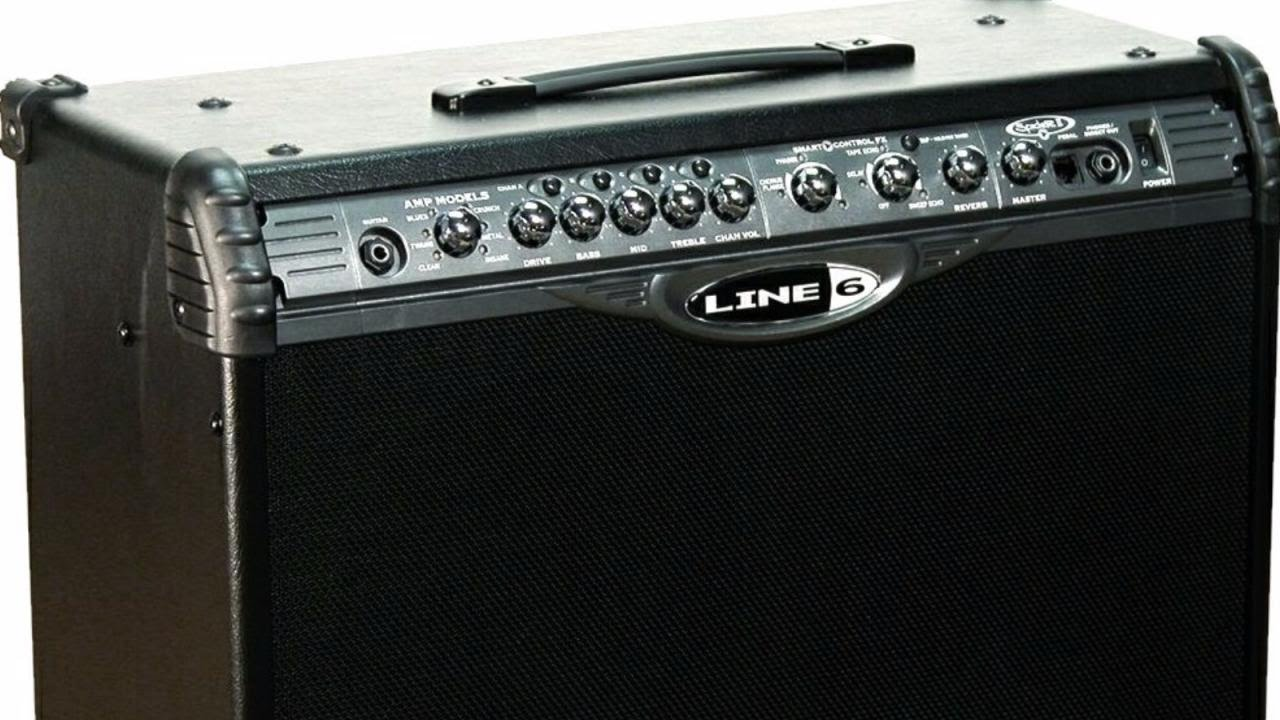 Line 6 Spider 2 Roughest Toughest Amp I Ve Ever Used Review And Tutorial