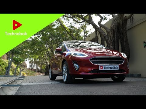 Ford Fiesta 1.0 Titanium Auto (2018) Review - New & Fun Filled As Ever!