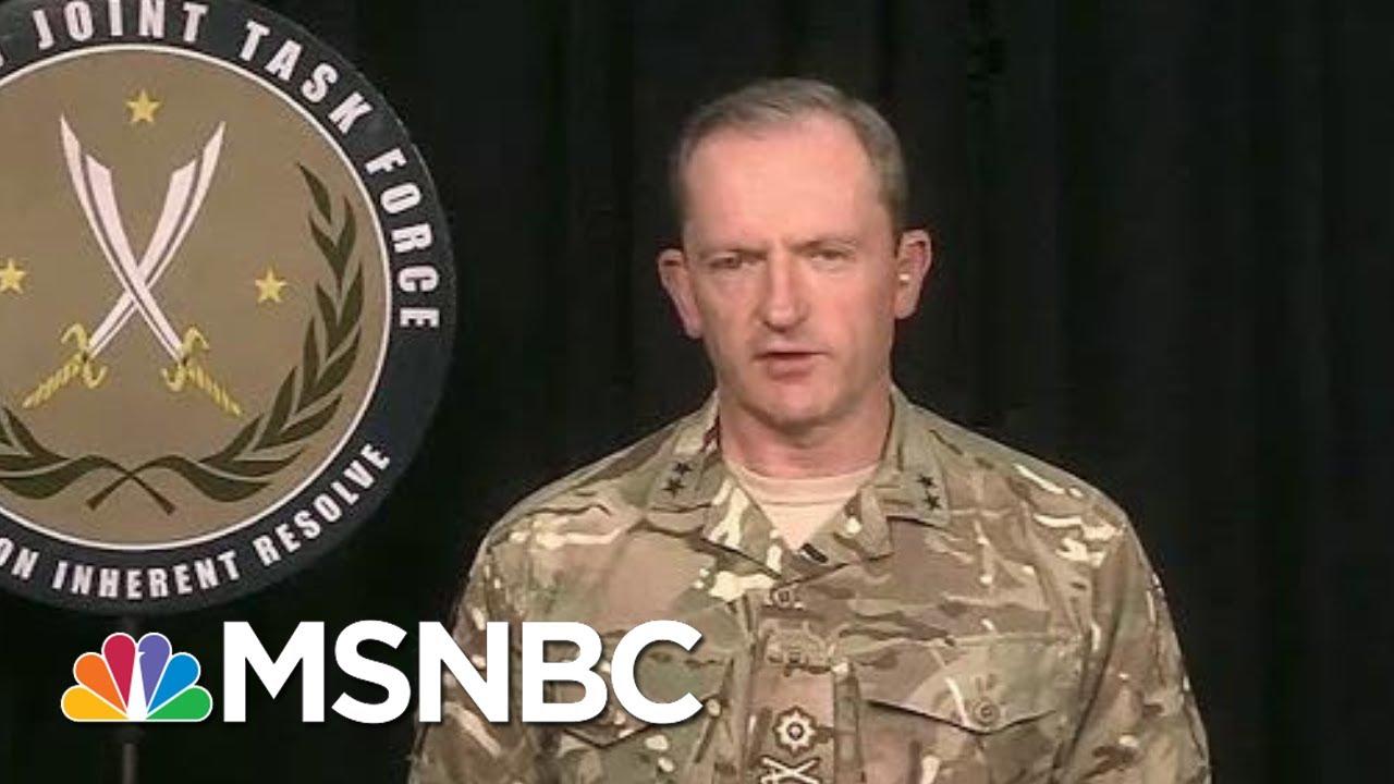 British General Contradicts US Claim Of Increased Threats From Iran | Hardball | MSNBC