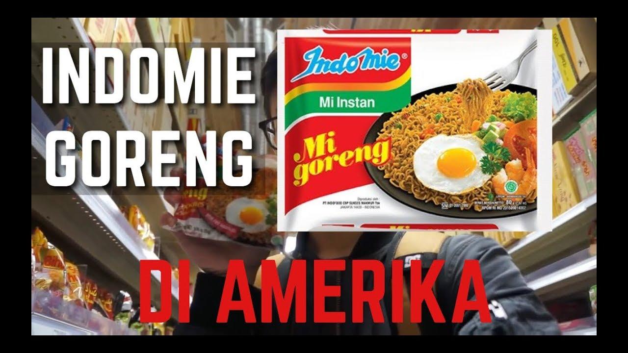 VLOG INDONESIA #1 - MENCARI INDOMIE DI AMERIKA