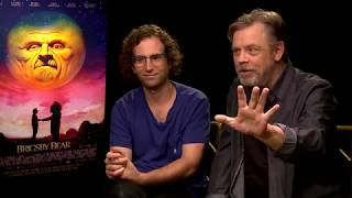 Mark Hamill and Kyle Mooney Interview: Brigsby Bear (LOL)