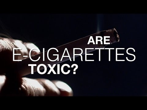 E-Cigarettes: Miracle or Menace? - Horizon: E-Cigarettes - BBC Two