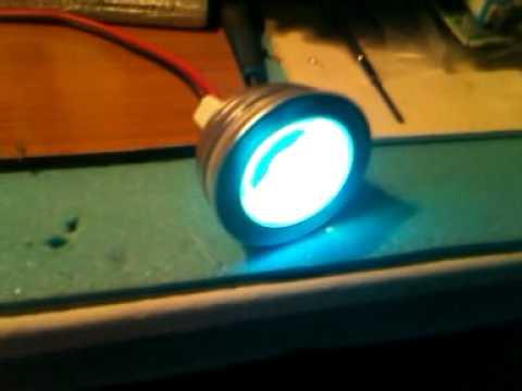 Le nuove lampade a led con telecomando youtube for Nuove lampade a led
