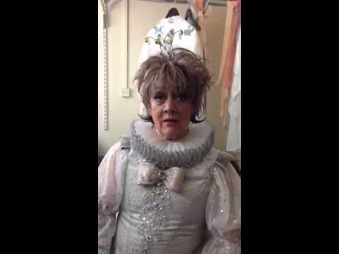 A Christmas message from our Fairy Godmother