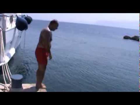 Haig - Diving Tutorial - Oinousses 2013