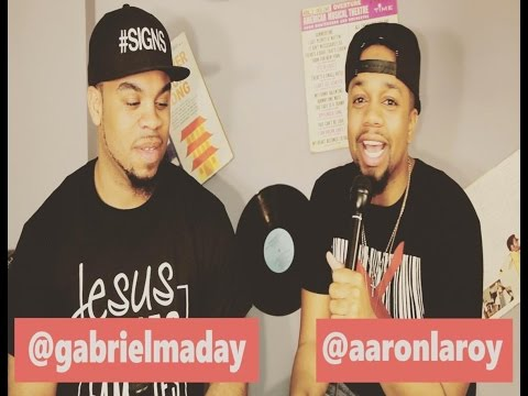 Collabing with Secular Artist?!: Gabriel Day **NEW MUSIC ALERT**