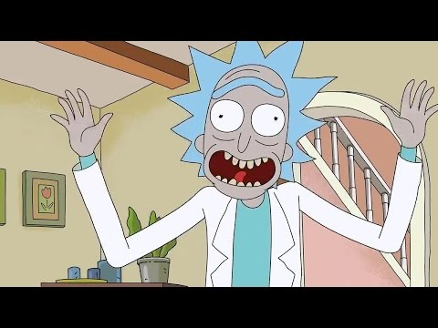 Rick & Morty Wubba Lubba Dub Dub (Trap Remix)
