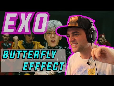 EXO - Butterfly Effect Reaction // 나비효과 // Guitarist Reacts To EXO OBSESSION ALBUM