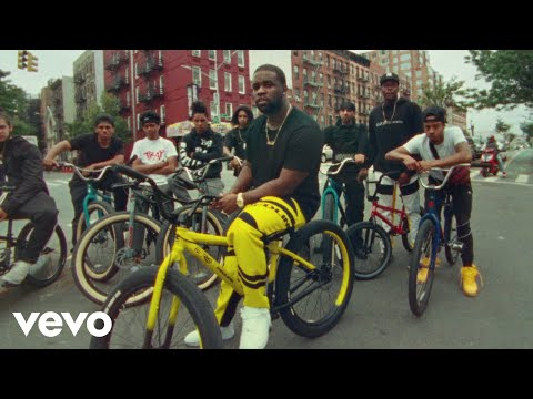 ASAP Ferg Does BMX Bike Tricks In His Guerilla-Style 'Floor Seats' Video