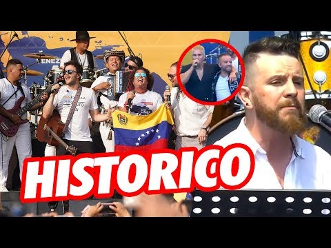 Así fue el Gran Concierto Por Venezuela - Venezuela Aid Live 2019