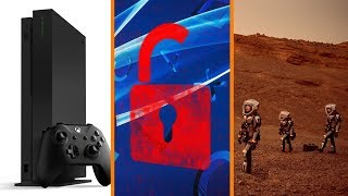 Xbox One X SOLD OUT + PlayStation HACKED + NASA Terraforming Mars - The Know