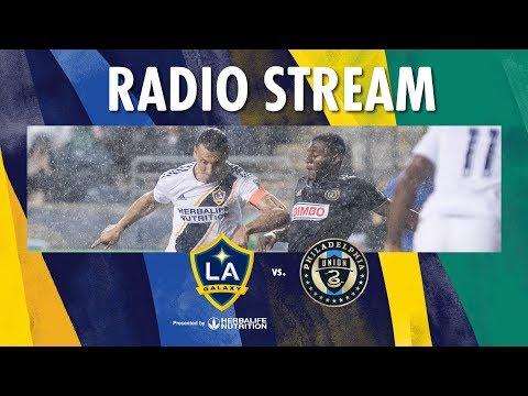 d6c65a216 LA Galaxy vs Philadelphia Union | Radio Live Stream - YouTube