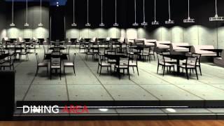 LUMEN - Restaurant Design Concept