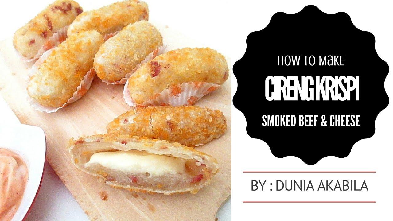 Cara Membuat Cireng Garing Krispi Diluar Lembut Didalam Bisa Untuk Hidangan Buka Puasa By Dapur