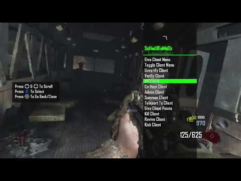 REAL Bo2 Zombie MENU Infection NO JTAG OR MODDED XBOX!