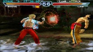 Tekken 4: Time Attack Mode - Steve Fox thumbnail
