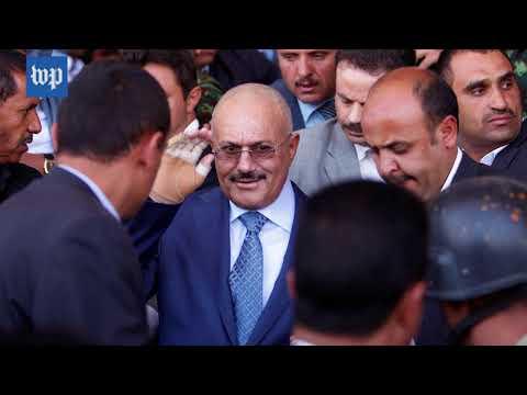 Yemen's former president Saleh Video dies