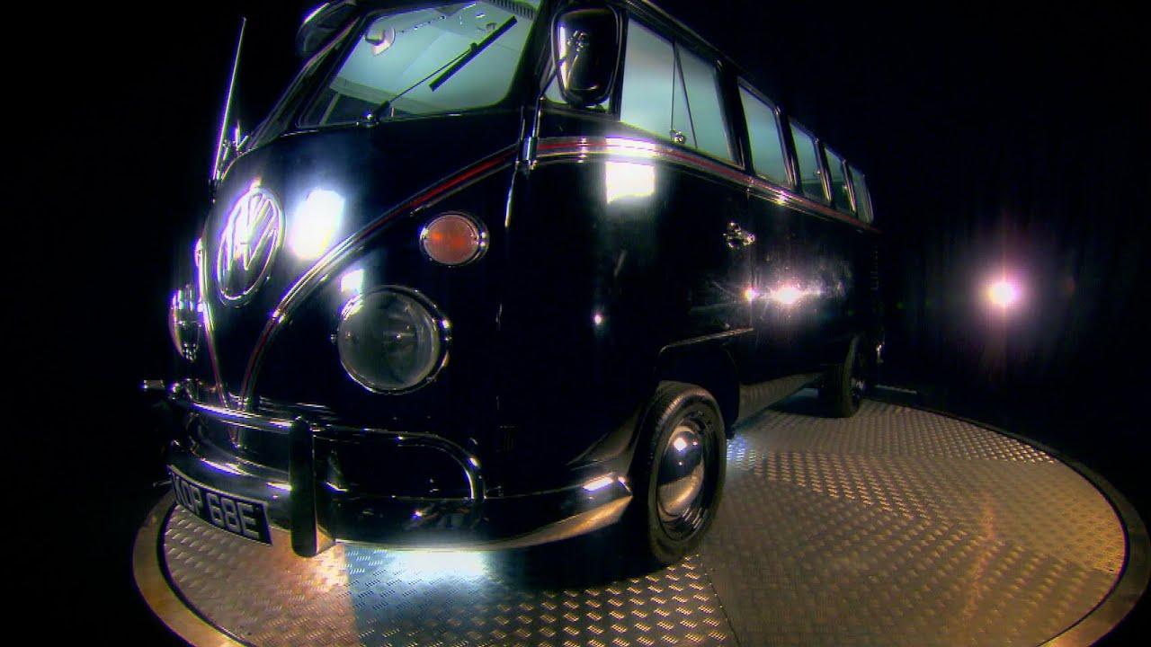 VW Camper Van reveal - Wheeler Dealers - YouTube