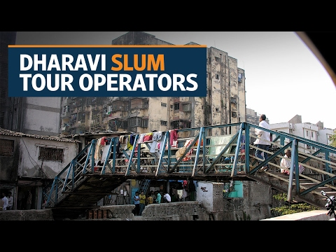 Dharavi, one of Asia largest slums, is a top draw tourist attraction in Mumbai