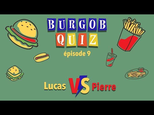 Burgob Quiz #9