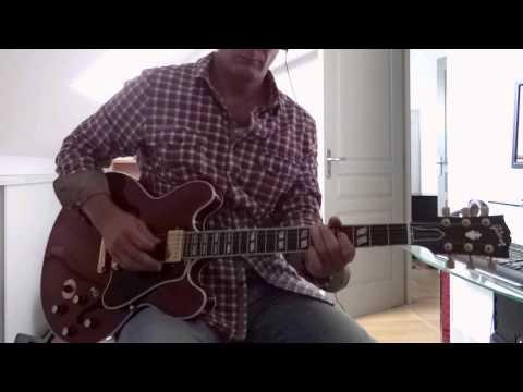 Gibson ES 345 Varitone, BB King
