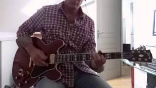 Gibson ES 345 Varitone BB King Blues Boy Tune
