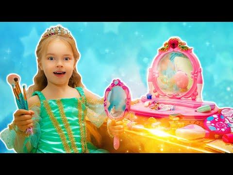 София играет в салон красоты! battle of beauty salons