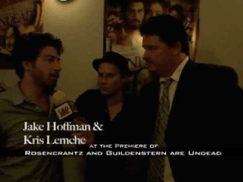 Kris Lemche and Jake Hoffman's Interview