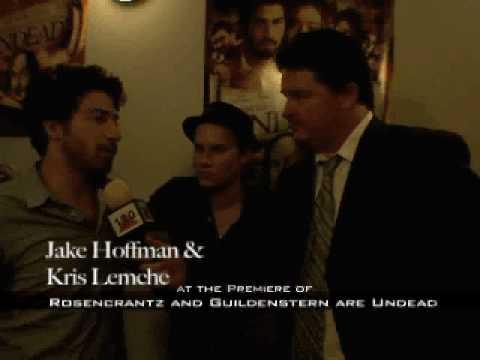 Kris Lemche and Jake Hoffman's