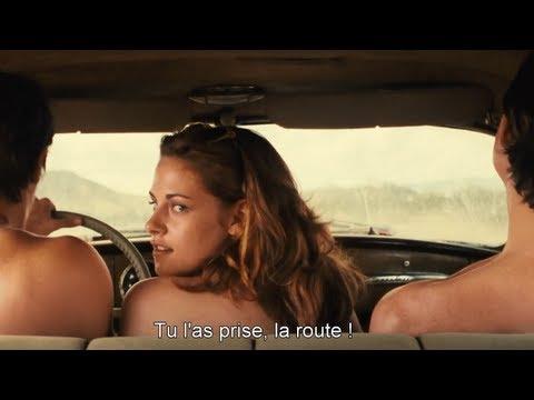Sur la route - Bande annonce officielle vost HD Festival de Cannes 2012 - Walter Salles - 23/05/2012