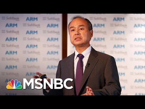 Donald Trump: Japan's Softbank Will Invest $50B In U.S. Jobs | MSNBC