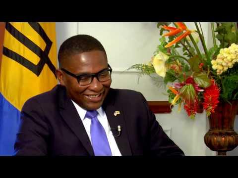 Barbados Ambassador Selwin Hart