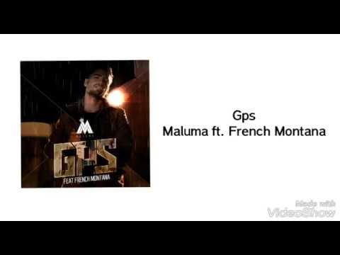 Maluma -GPS ft. French Montana (LETRA)