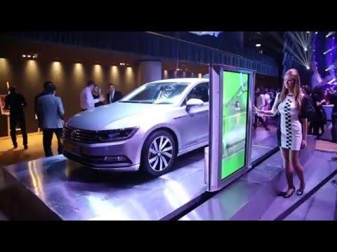 X-RAY for Volkswagen Passat presentation
