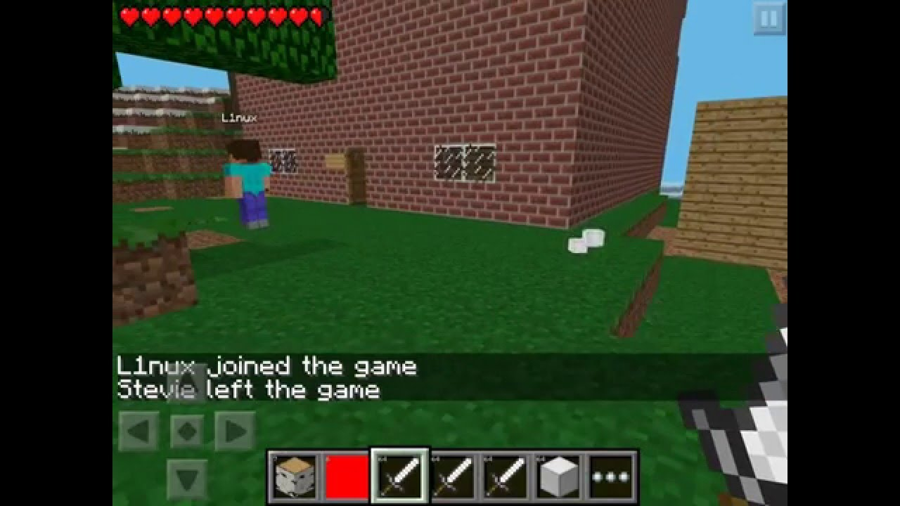 Minecraft Multiplayer Pe Server