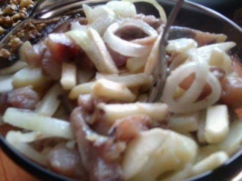 Блюда из сельди 494 рецепта Простые рецепты