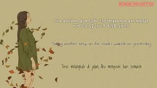[SUB INDO] Ma Eun Jin - Stranger Day (Lirik dan Terjemahan. Lagu Sedih Korea. Korea Sad Song)