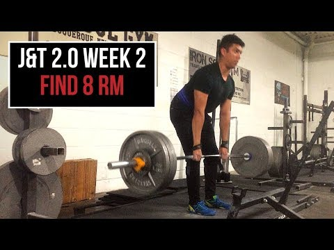 Numbers are on Point - GZCL Jacked and Tan 2.0 Week 2