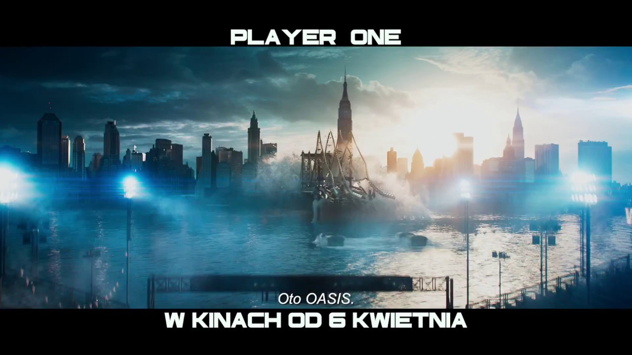 PLAYER ONE – SPOT 15s FANTASY PL lektor
