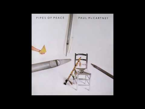 "Paul McCartney ""Hey Hey"" Pipes Of Peace (1983)"