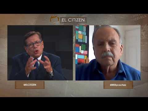 #ElCitizen Guillermo Cochez: Nicaragua, Colombia y Venezuela en la misma encrucijada SEG 02 13/05/18